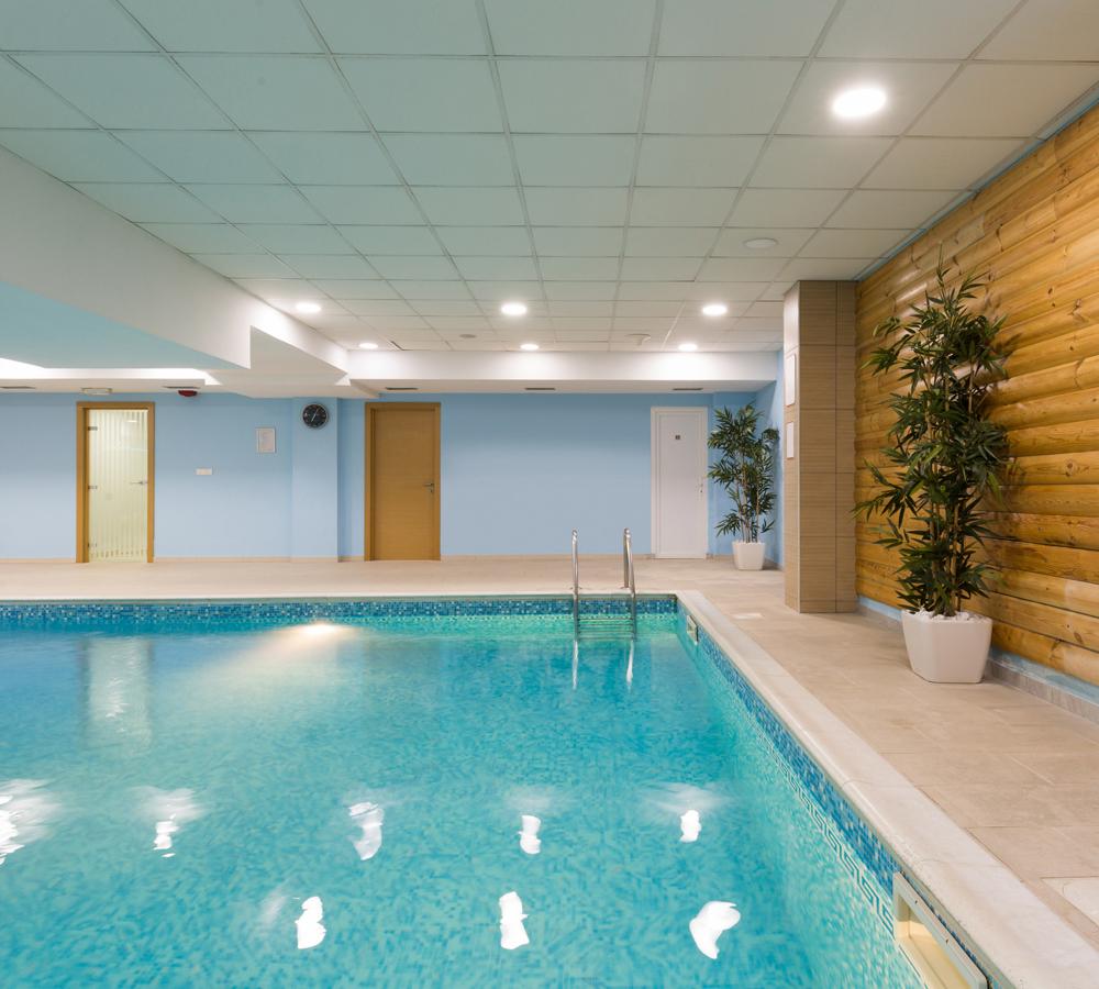 Isolamento de piscinas