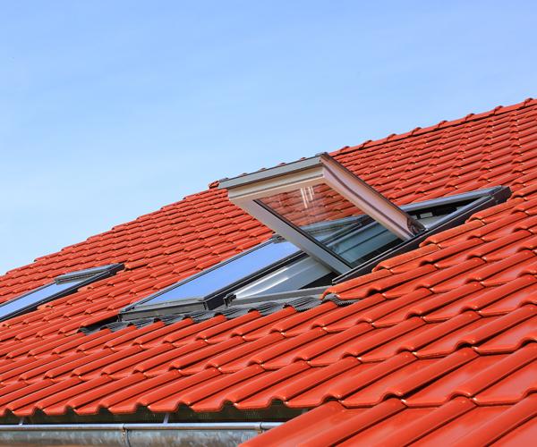 Reparação, isolamento e impermeabilização de telhados