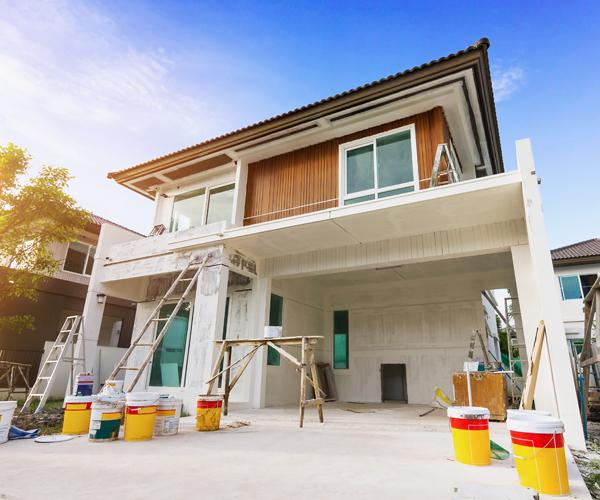 Empresas de construção de moradias e edifícios